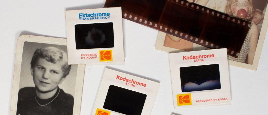 slides, negatives and prints scan